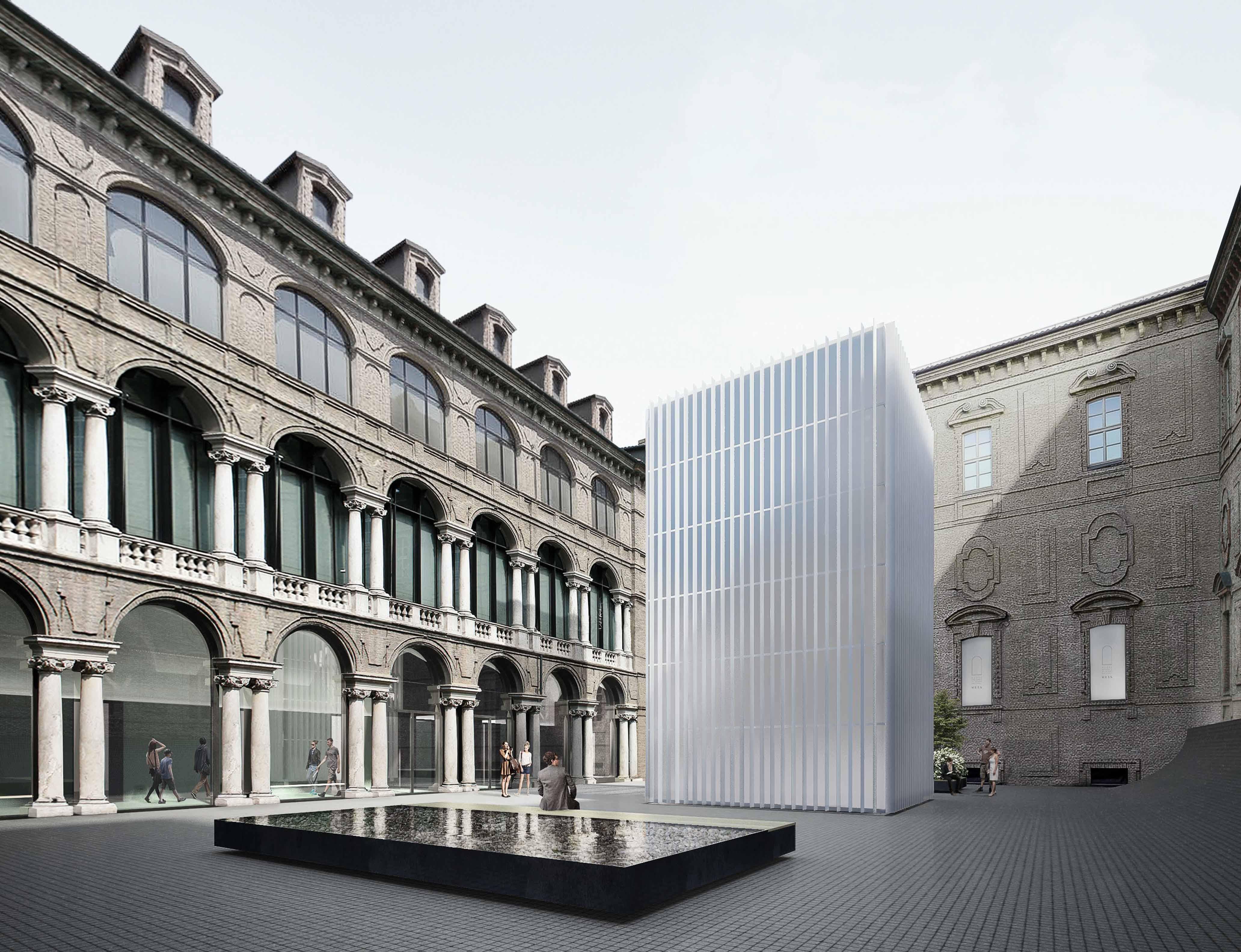 Museo regionale di scienze naturali torino fondazione - Architetti d interni torino ...
